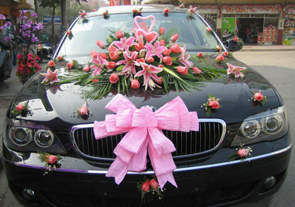 Wedding-Car-Decorations-ideas